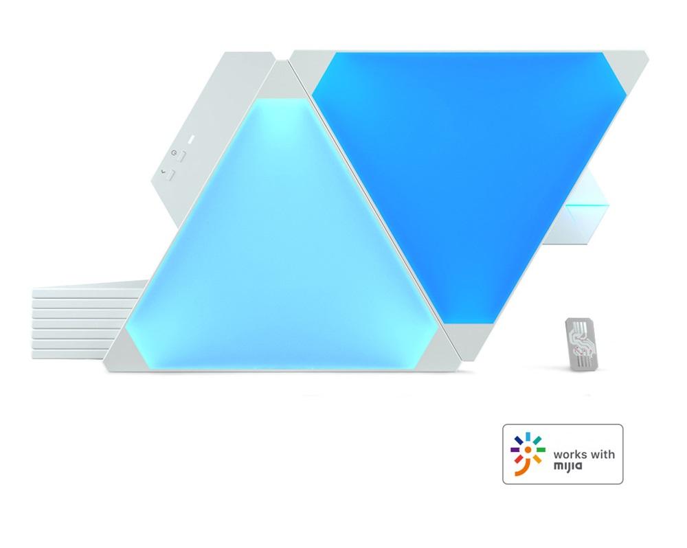 buy xiaomi youpin nanoleaf smart plate 4pk
