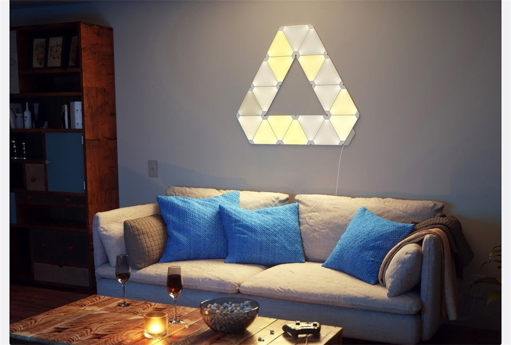 xiaomi nanoleaf smart odd light board