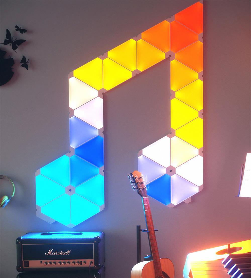 buy xiaomi nanoleaf 4pk smart odd light board