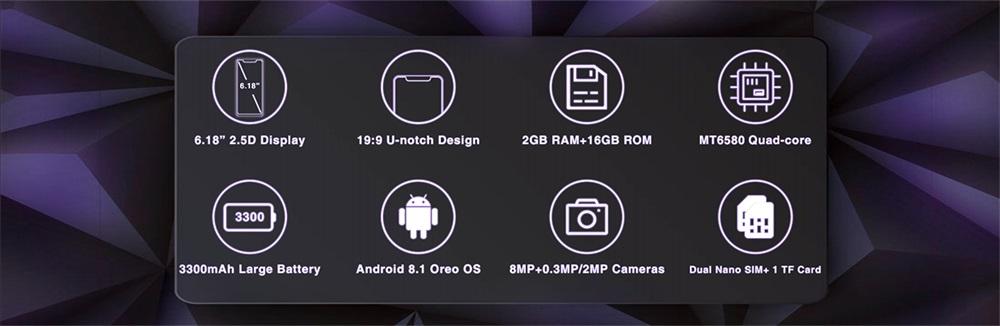 buy oukitel c12 3g smartphone