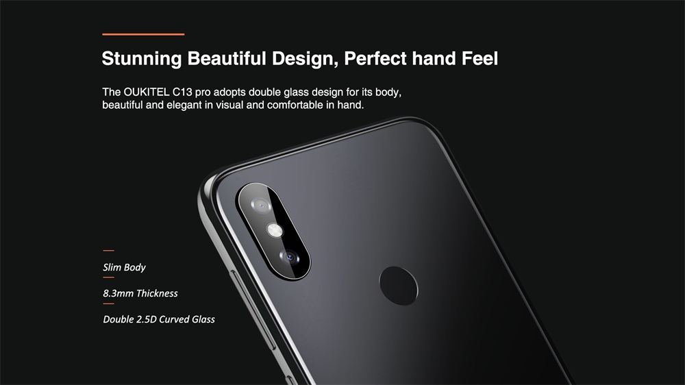 oukitel c13 pro 4g smartphone for sale