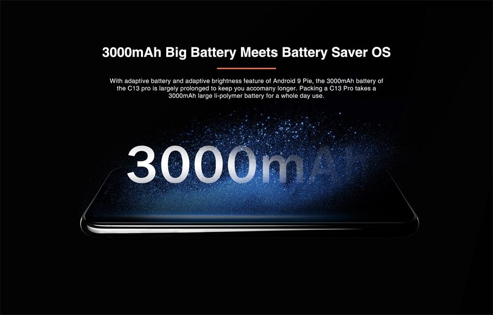 buy oukitel c13 pro smartphone