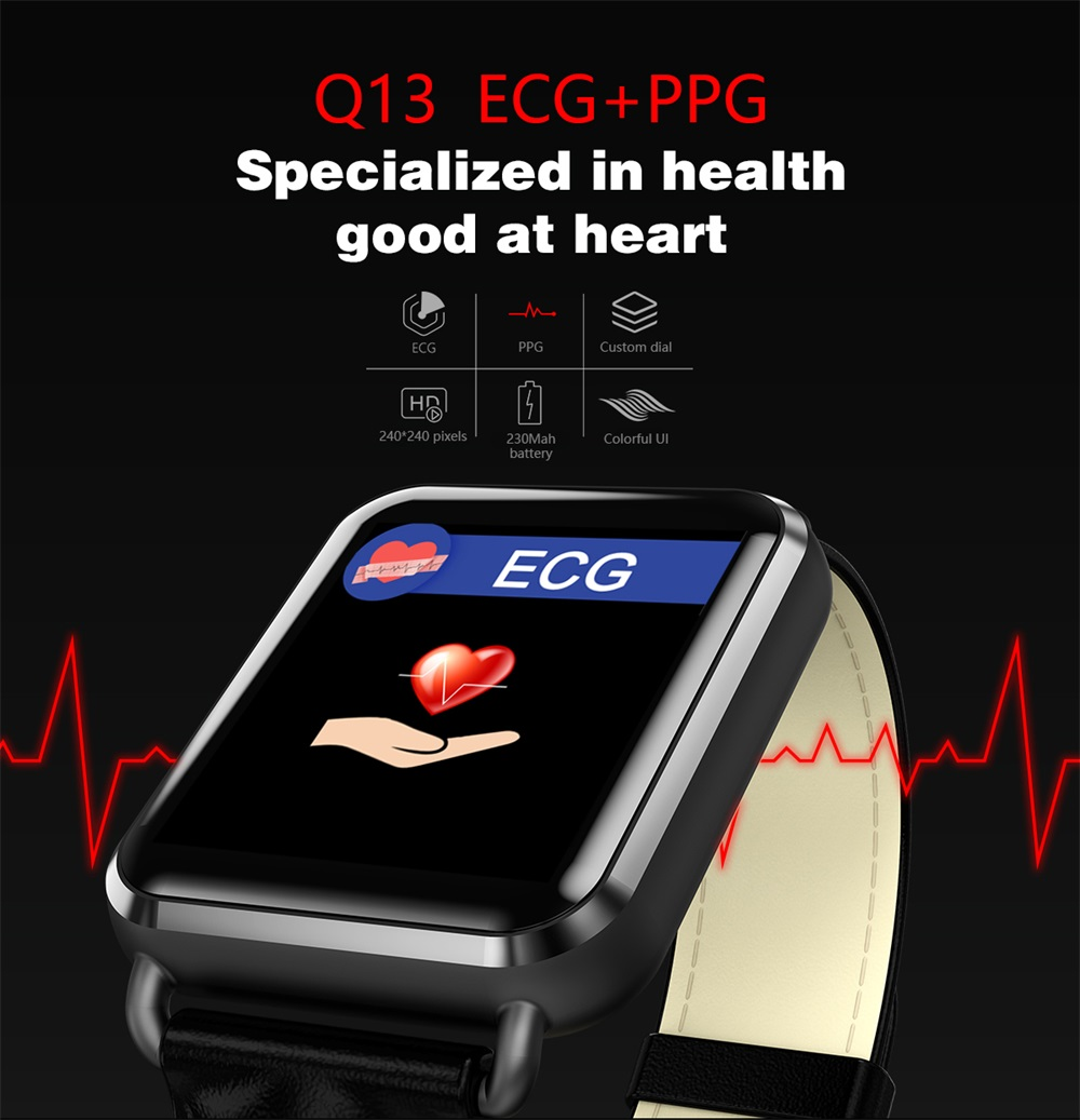 q13 bluetooth smartwatch