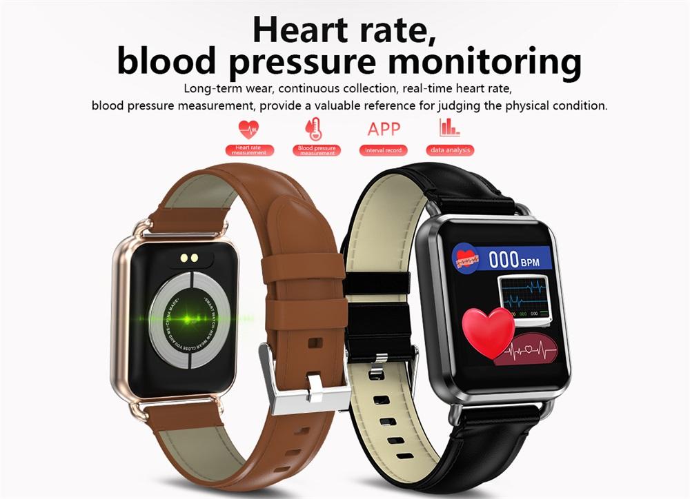q13 ecg &ppg smartwatch