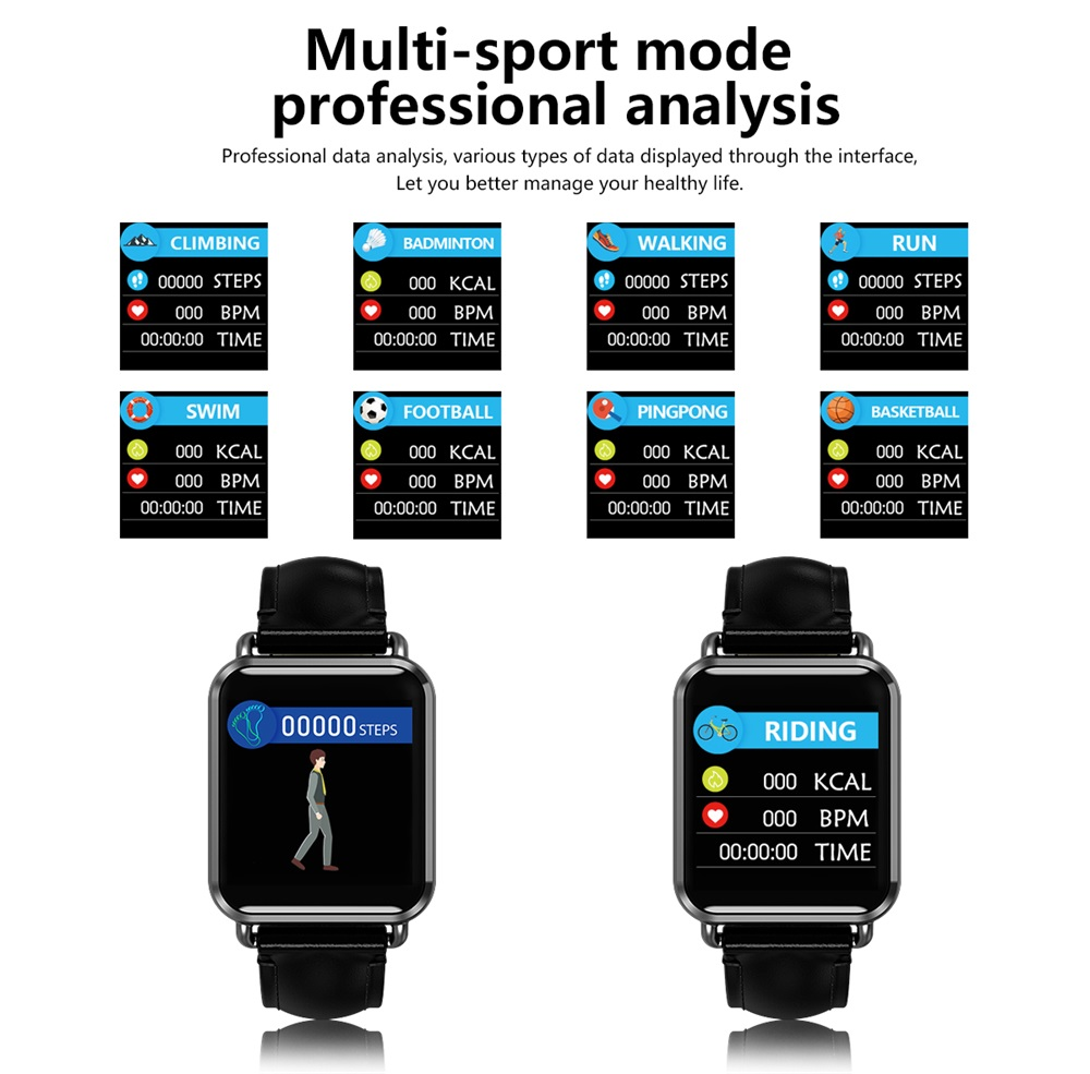 2019 q13 ecg &ppg smartwatch