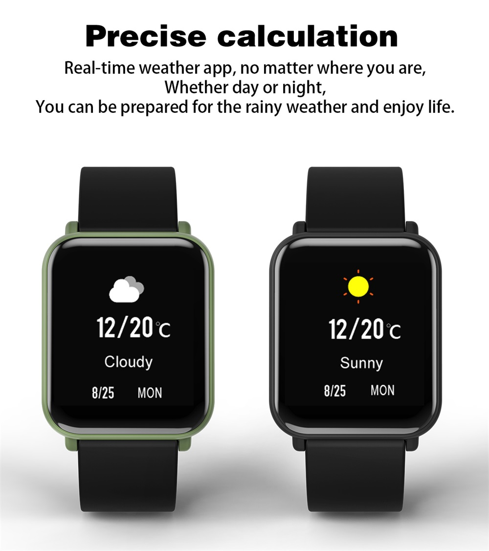 r6 smart sports smartwatch