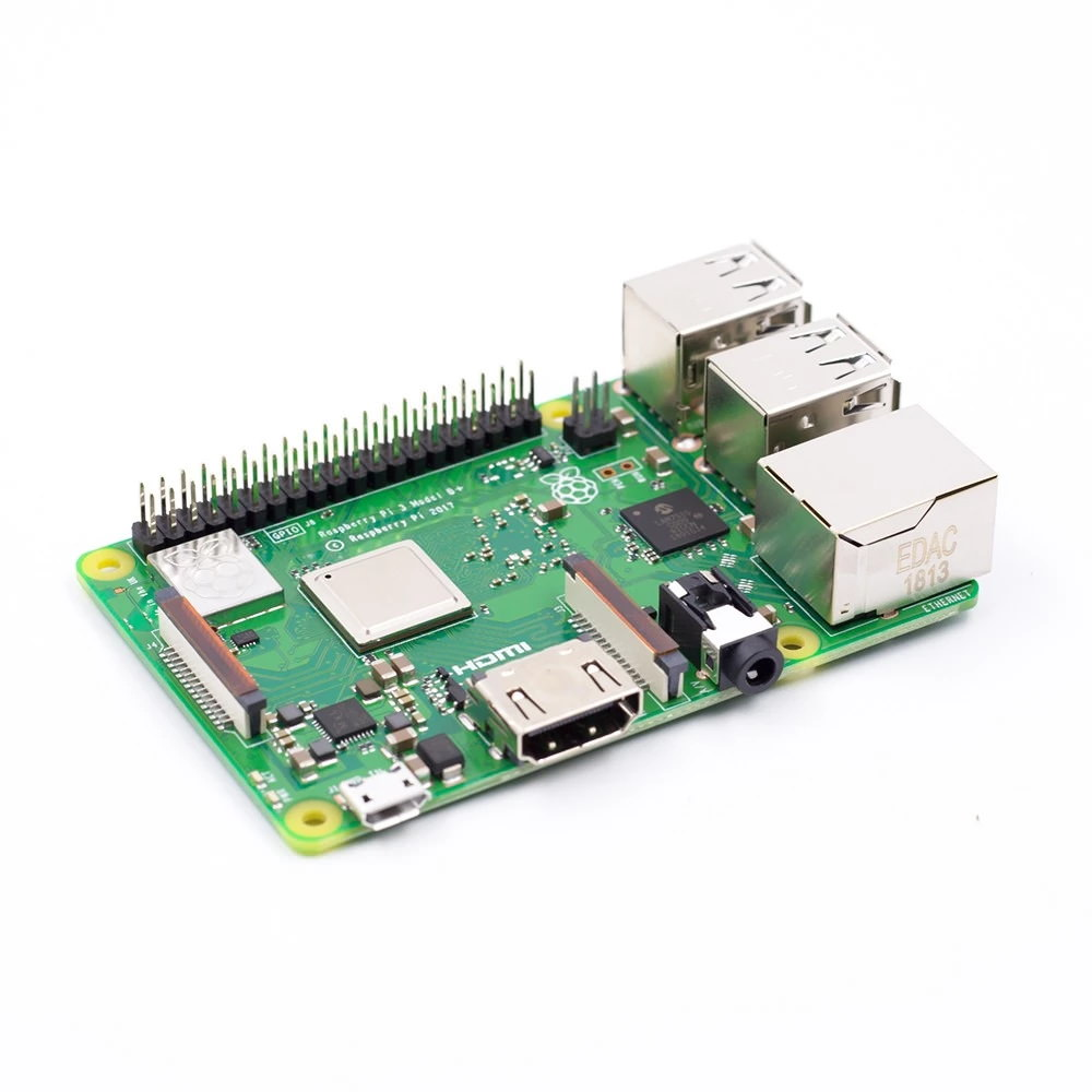 raspberry pi 3 b plus mother board