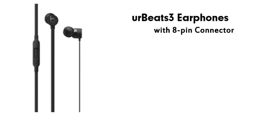 refurbished beats urbeats 3 wired earphones
