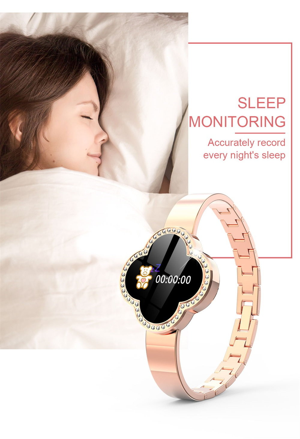 s6 bluetooth smart bracelet