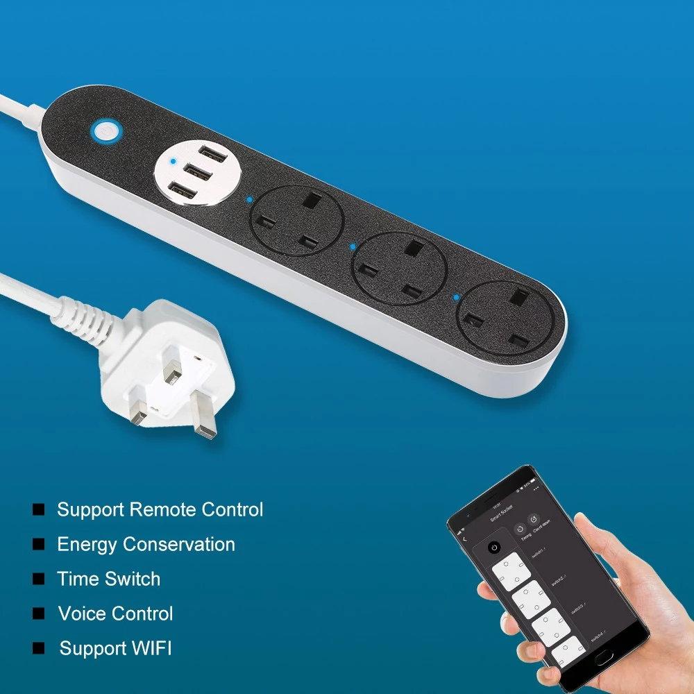 sa-p302b smart power strip socket for sale