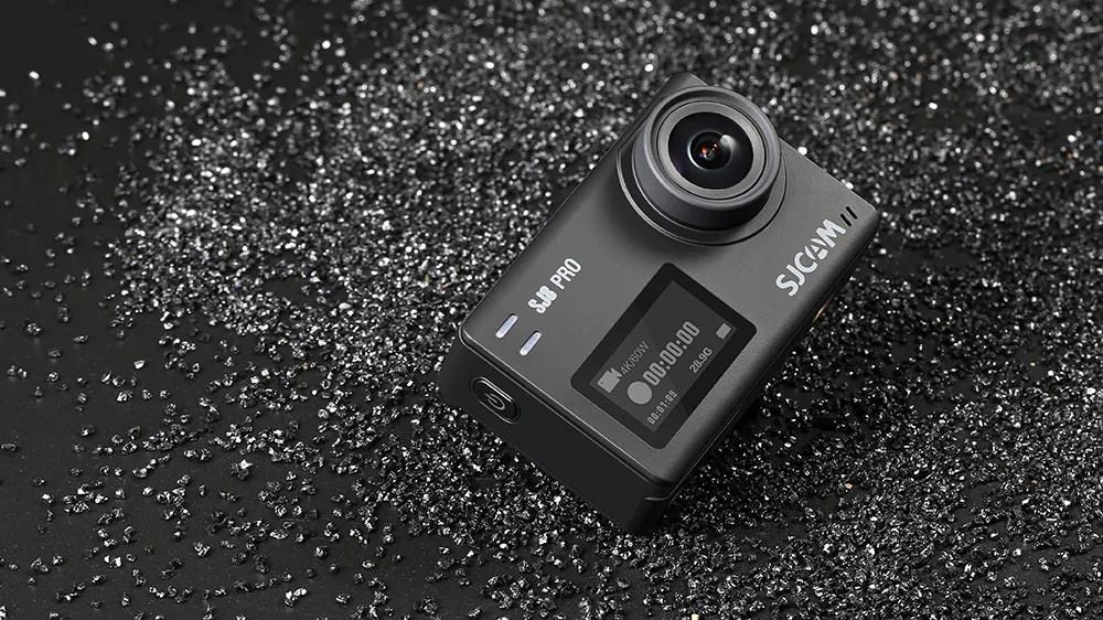new sjcam sj8 pro wifi action camera full set