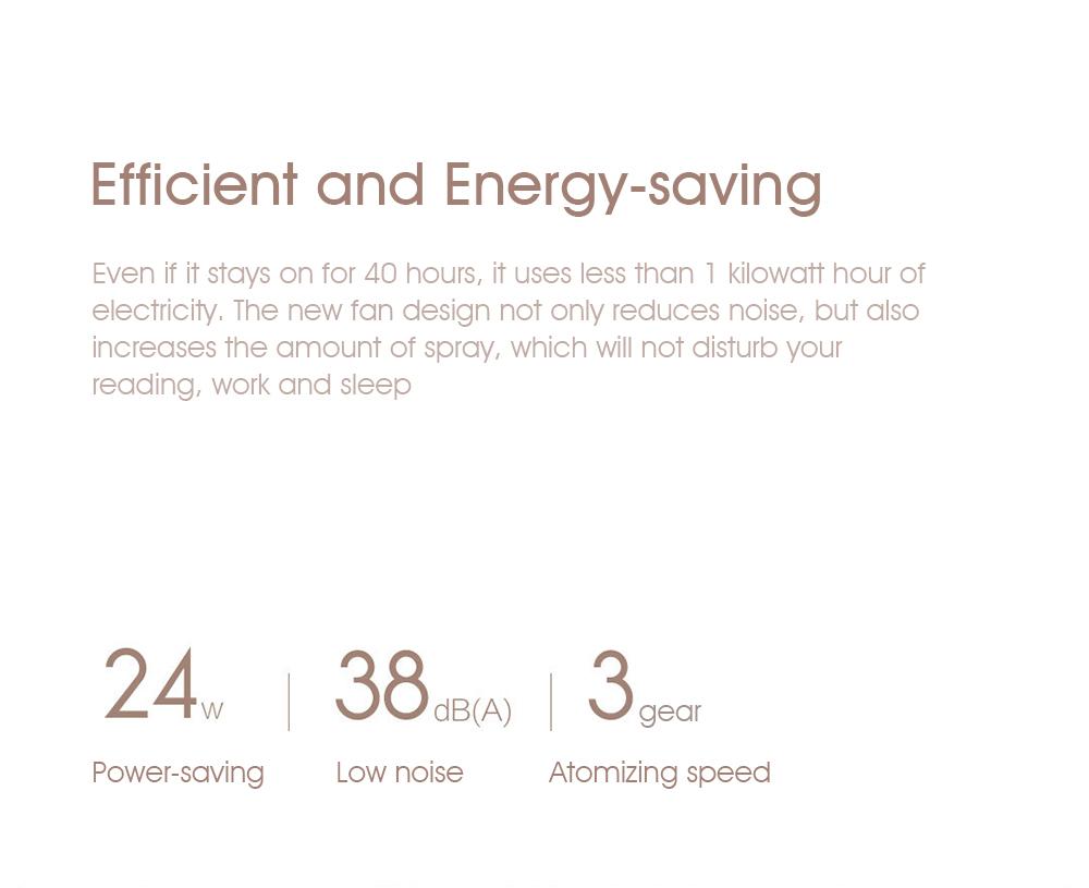 new xiaomi smartmi 2.25l humidifier
