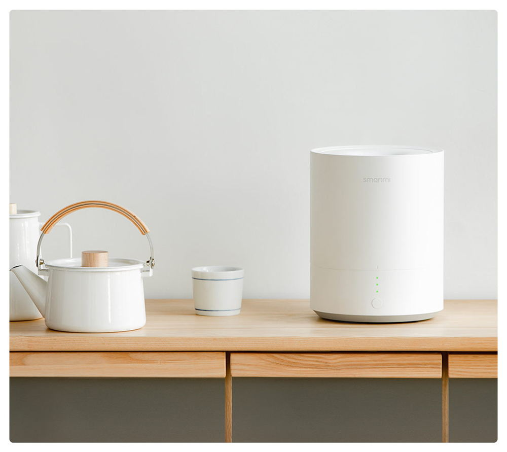 new xiaomi smartmi high spray air humidifier