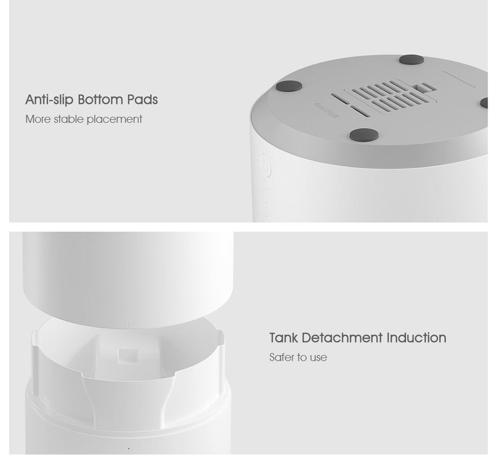 buy xiaomi smartmi 2.25l air humidifier