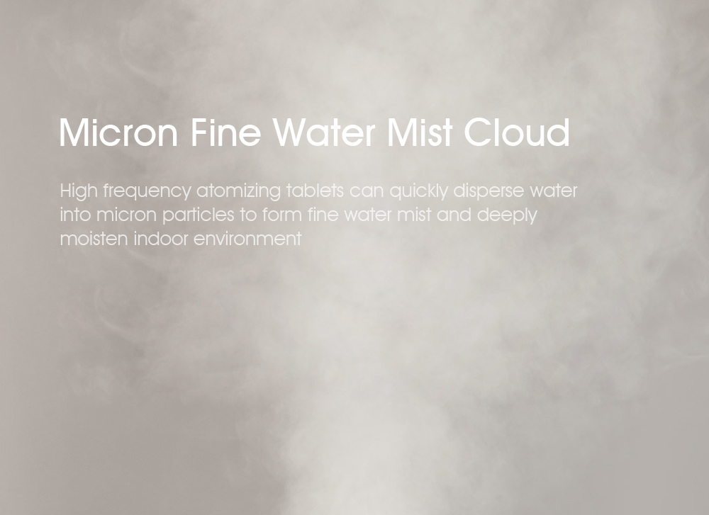 xiaomi smartmi 2.25l ultrasonic humidifier for sale