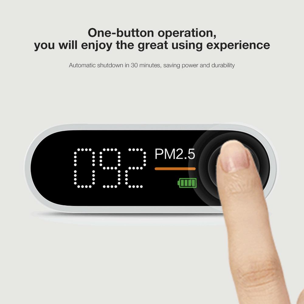 buy xiaomi smartmi air quality detector