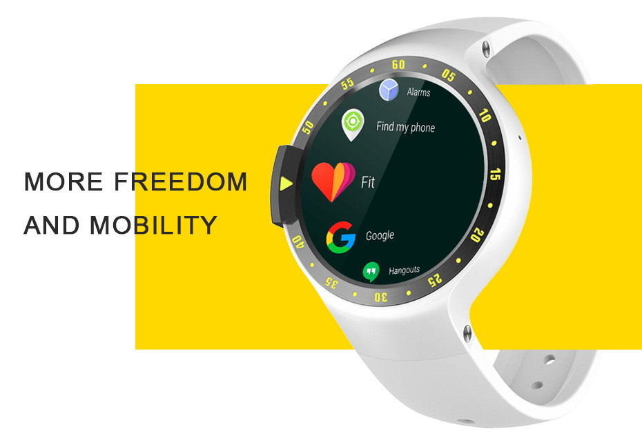 cheap ticwatch s bluetooth smartwatch