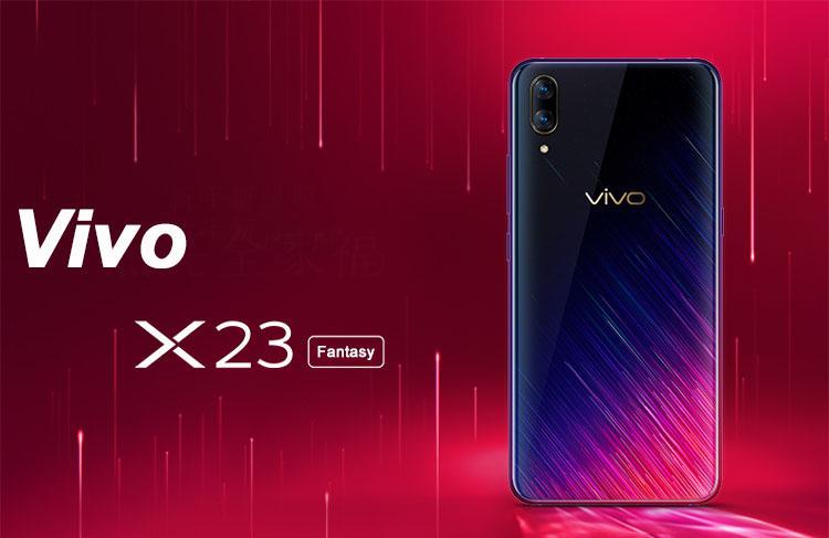 vivo x23 fantasy 4g smartphone