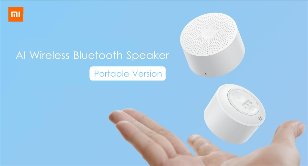 xiaomi ai portable bluetooth speaker
