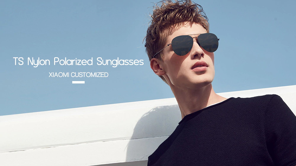 xiaomi ts nylon lens polarized sunglasses