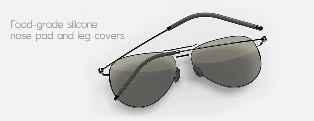 new xiaomi ts anti-uv polarized sunglasses