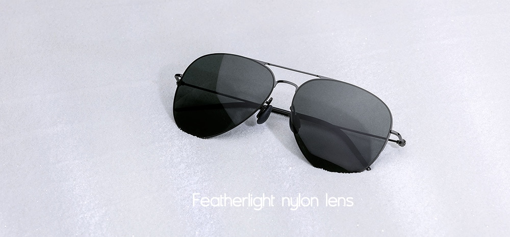 2019 xiaomi ts nylon lens polarized sunglasses