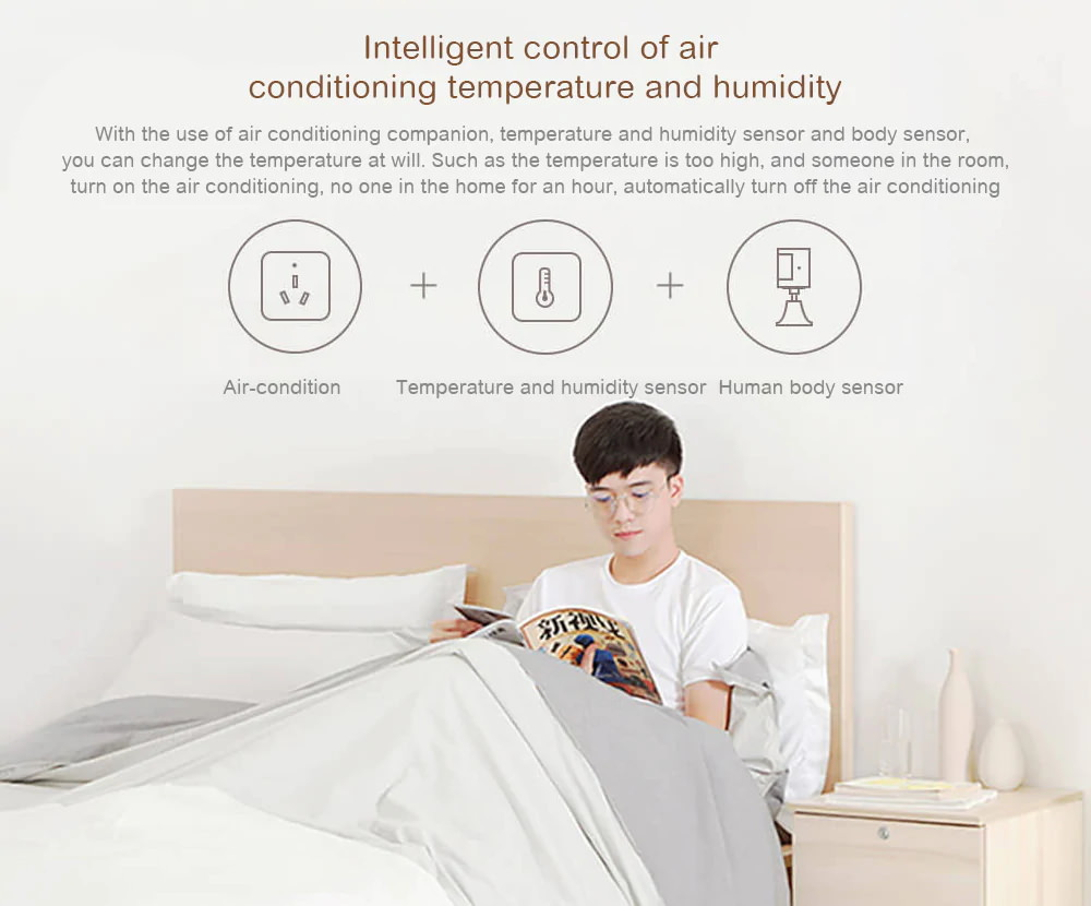 buy xiaomi aqara smart bedroom set