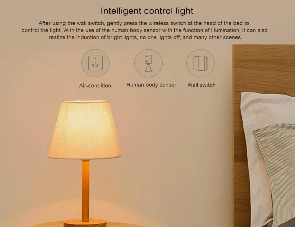 xiaomi aqara smart bedroom set for sale