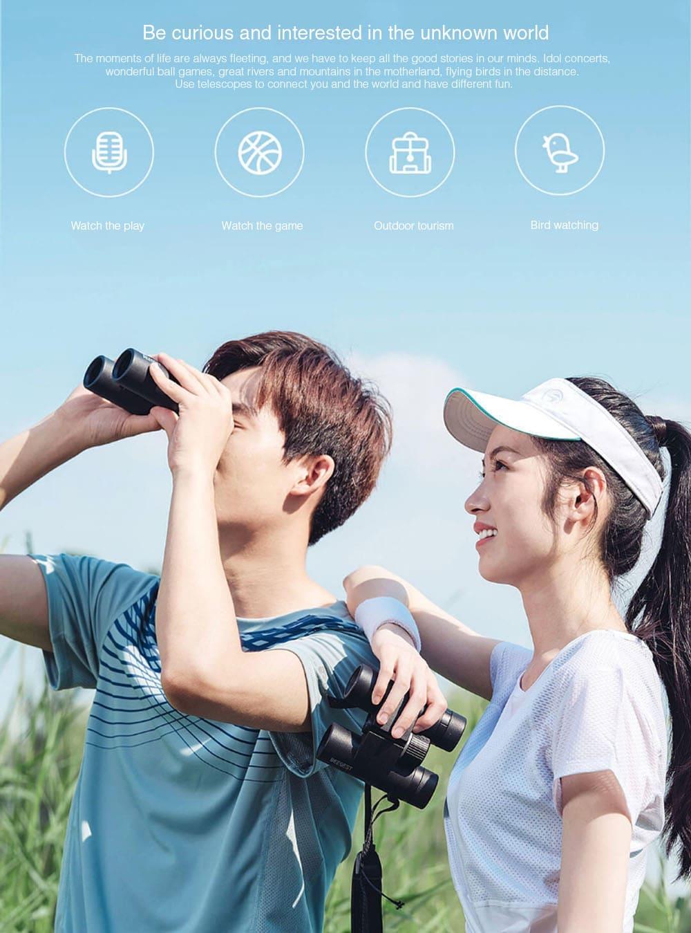 new xiaomi beebest hd binocular telescope