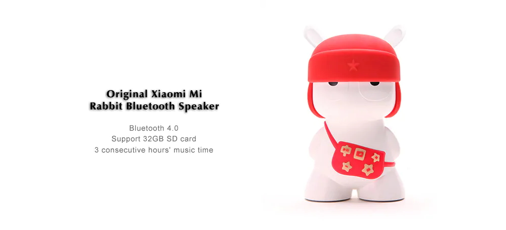 xiaomi mi rabbit bluetooth speaker
