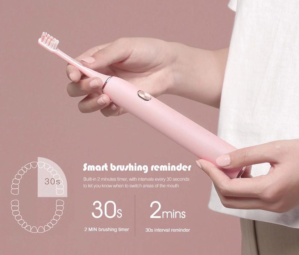 buy xiaomi soocas x3 sonic electric smart toothbrush