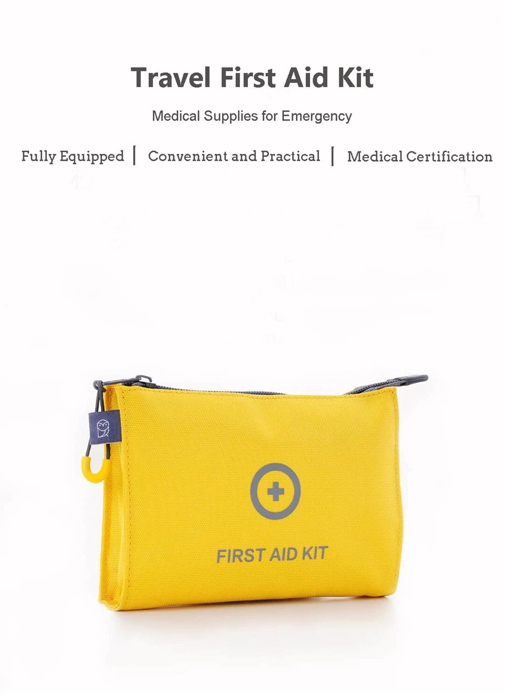 xiaomi mijia mini first aid kit