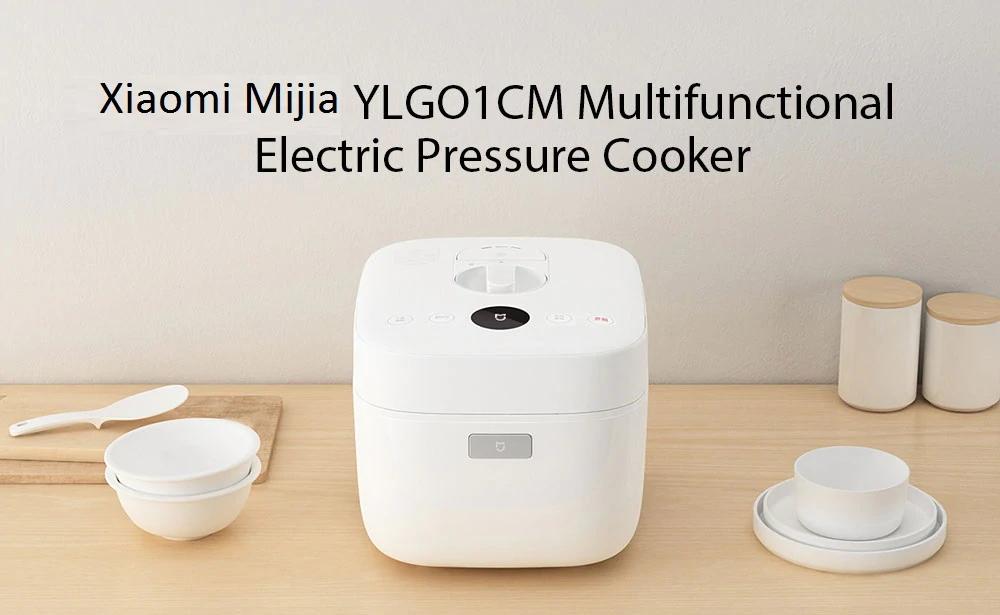 xiaomi mijia ylg01cm electric pressure cooker