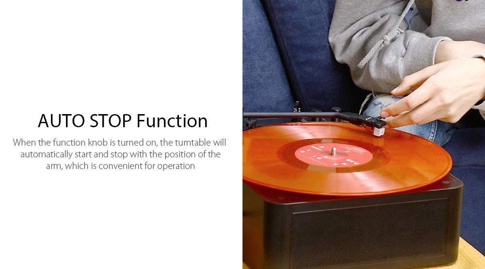 buy xiaomi youpin tt245 bluetooth vinyl player