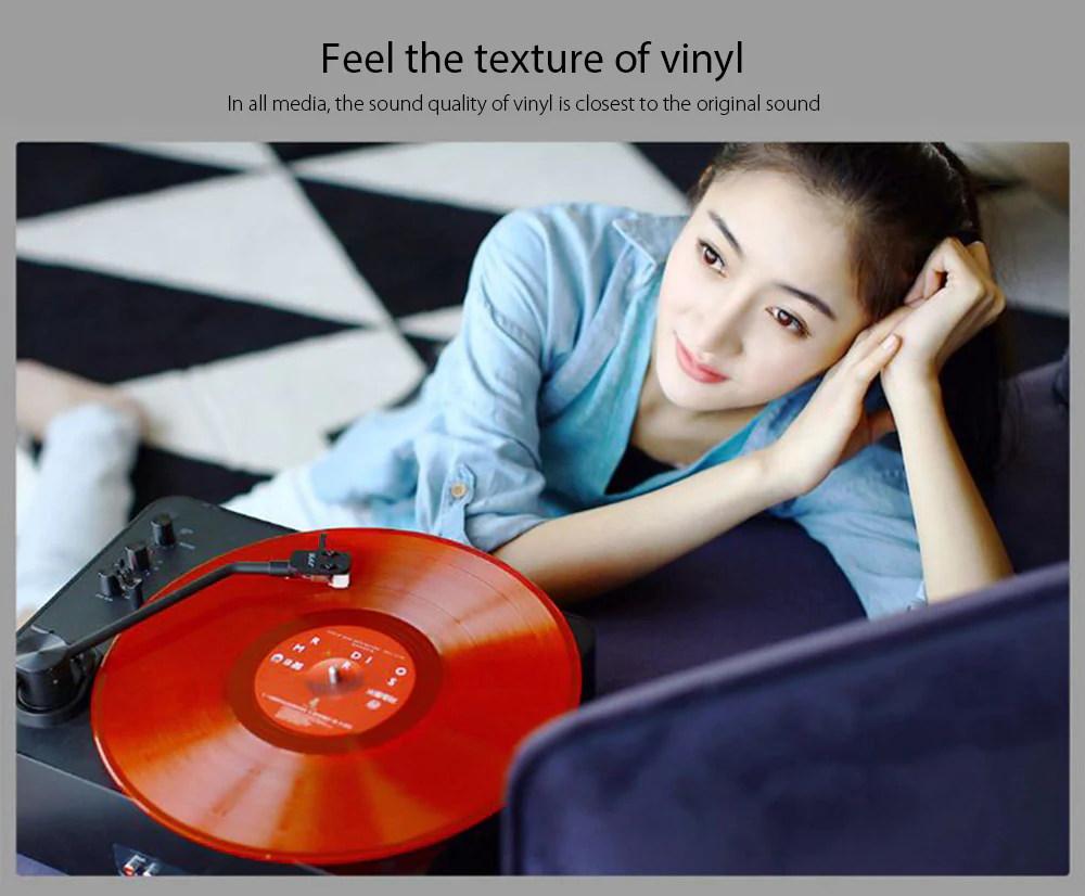 buy xiaomi multifunctional bluetooth vinyl player