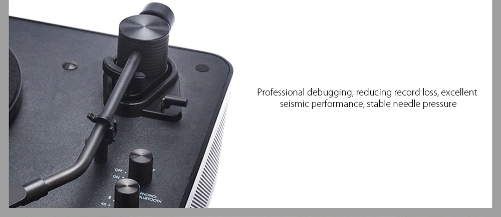 xiaomi multifunctional bluetooth vinyl player for sale