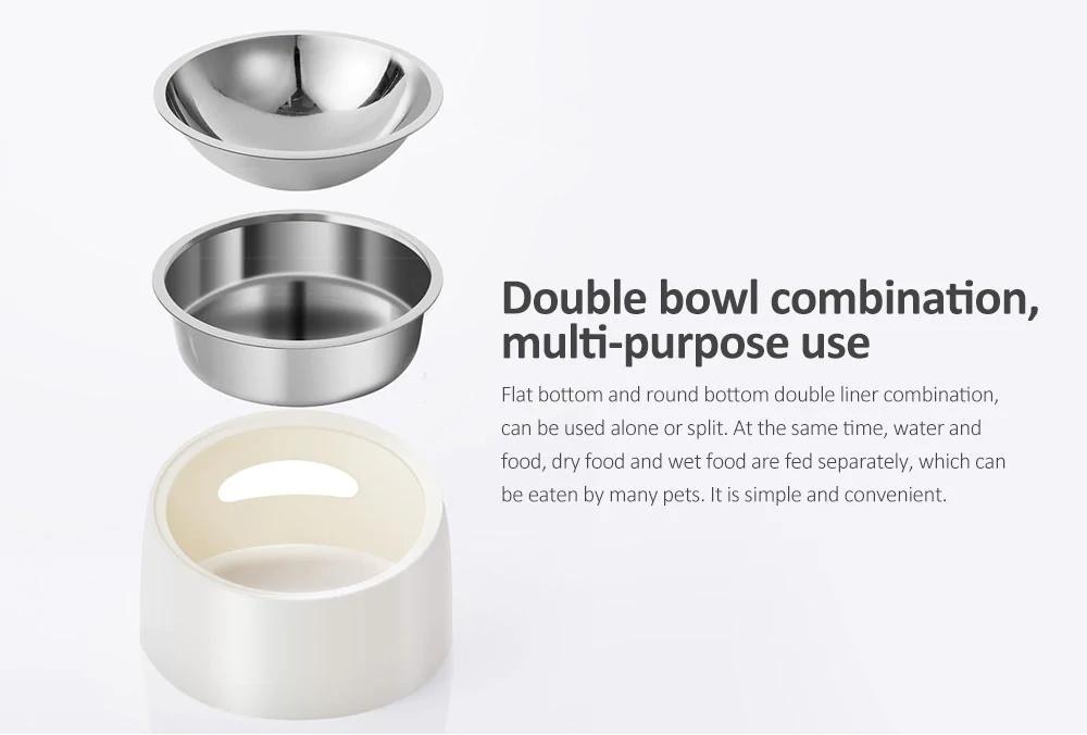 xiaomi pet bowls