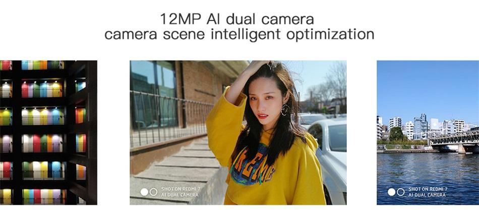 xiaomi redmi 7 smartphone 2gb/16gb
