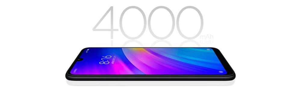 redmi 7 4g smartphone 3gb/32gb