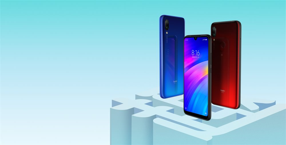 xiaomi redmi 7 3gb/64gb price