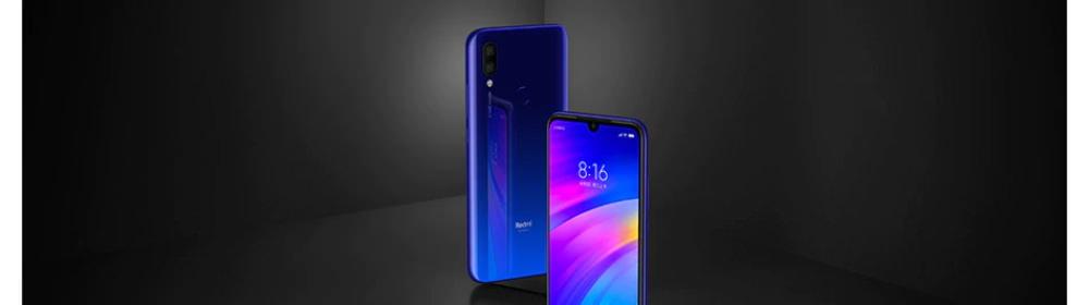 2019 xiaomi redmi 7 smartphone 3gb/64gb