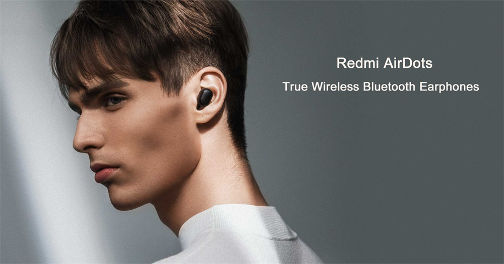 redmi airdots tws bluetooth earphones