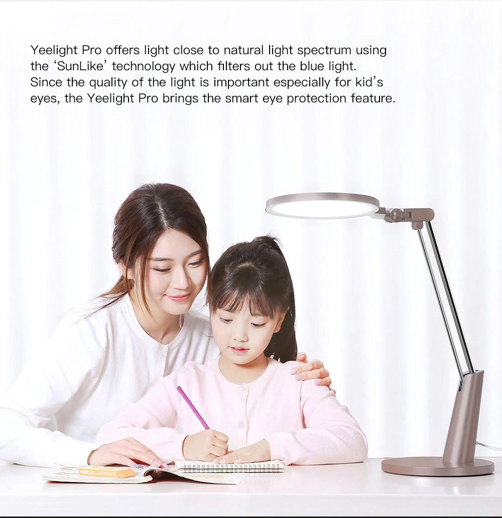 buy xiaomi yeelight pro yltd04yl led desk lamp