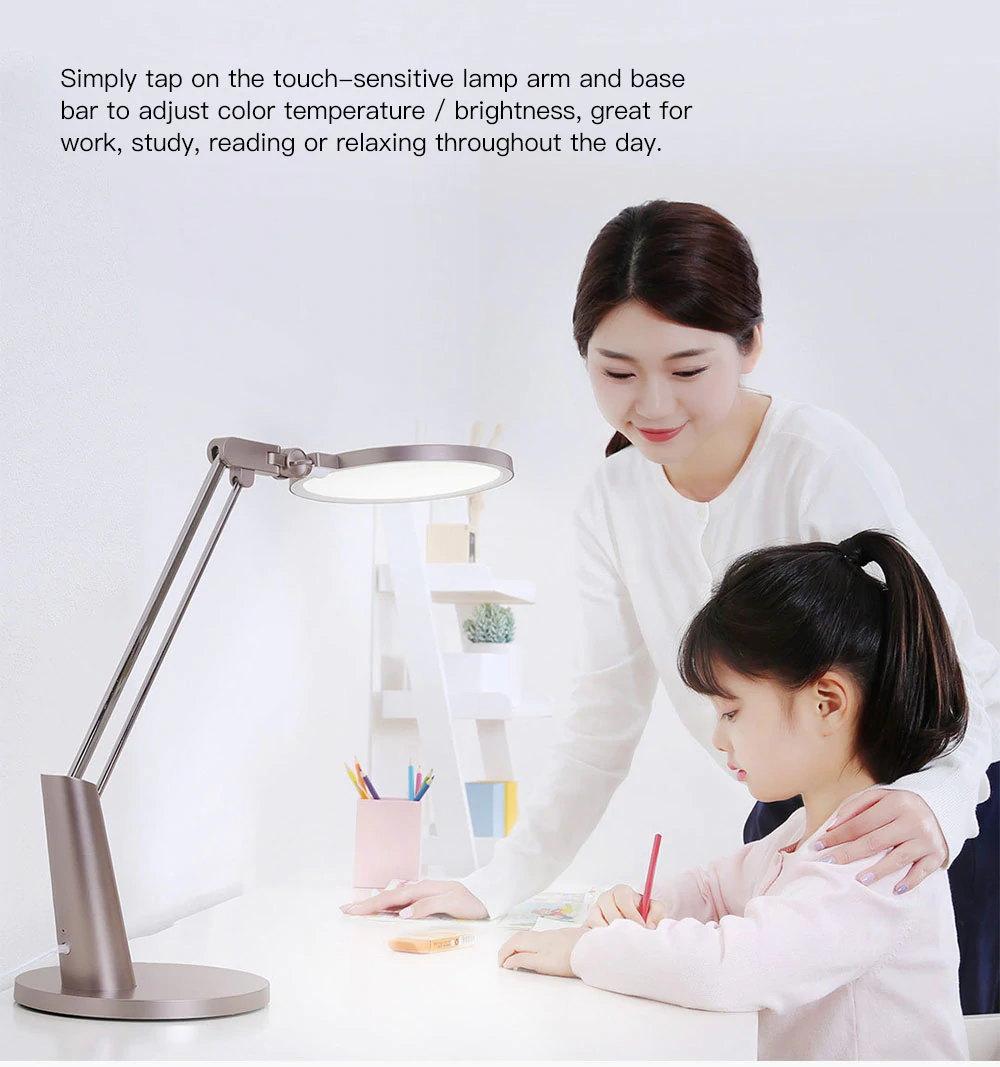 2019 xiaomi yeelight pro yltd04yl led desk lamp