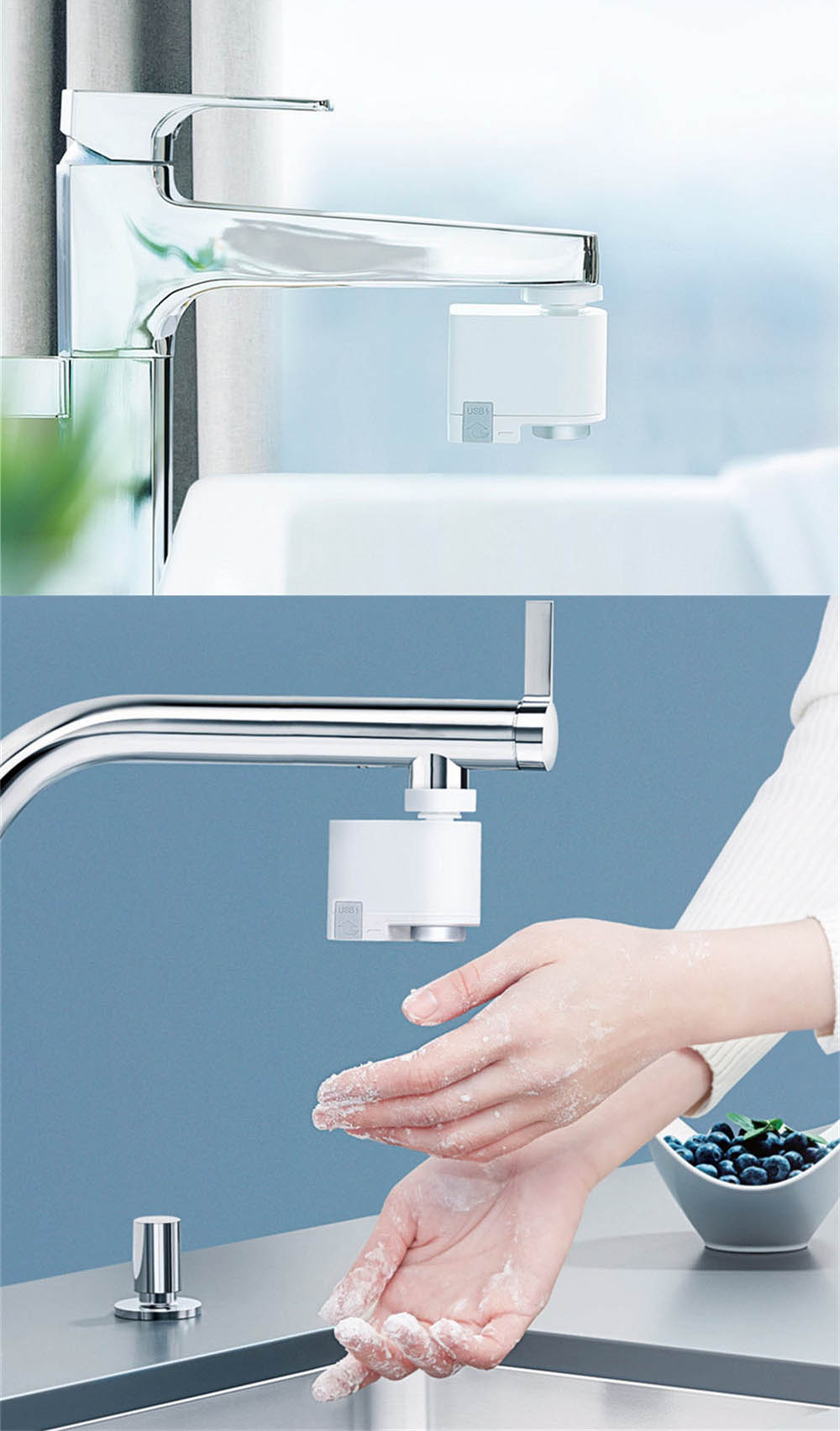 zajia smart induction water saver for sale