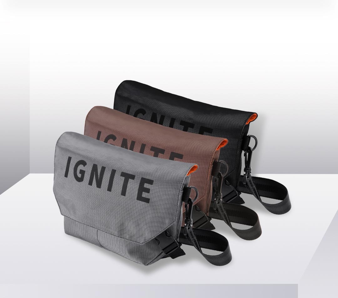 xiaomi ignite shoulder crossbody bag