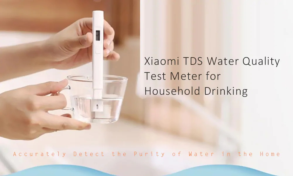 xiaomi tds water quality test pen