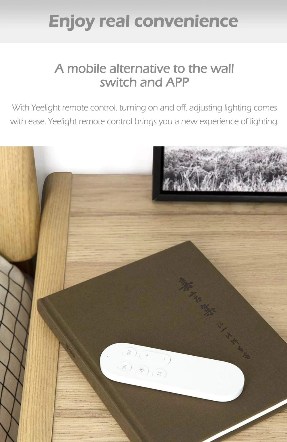 buy xiaomi yeelight remote control