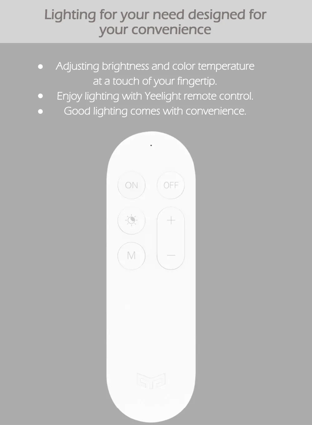 xiaomi yeelight remote control for sale