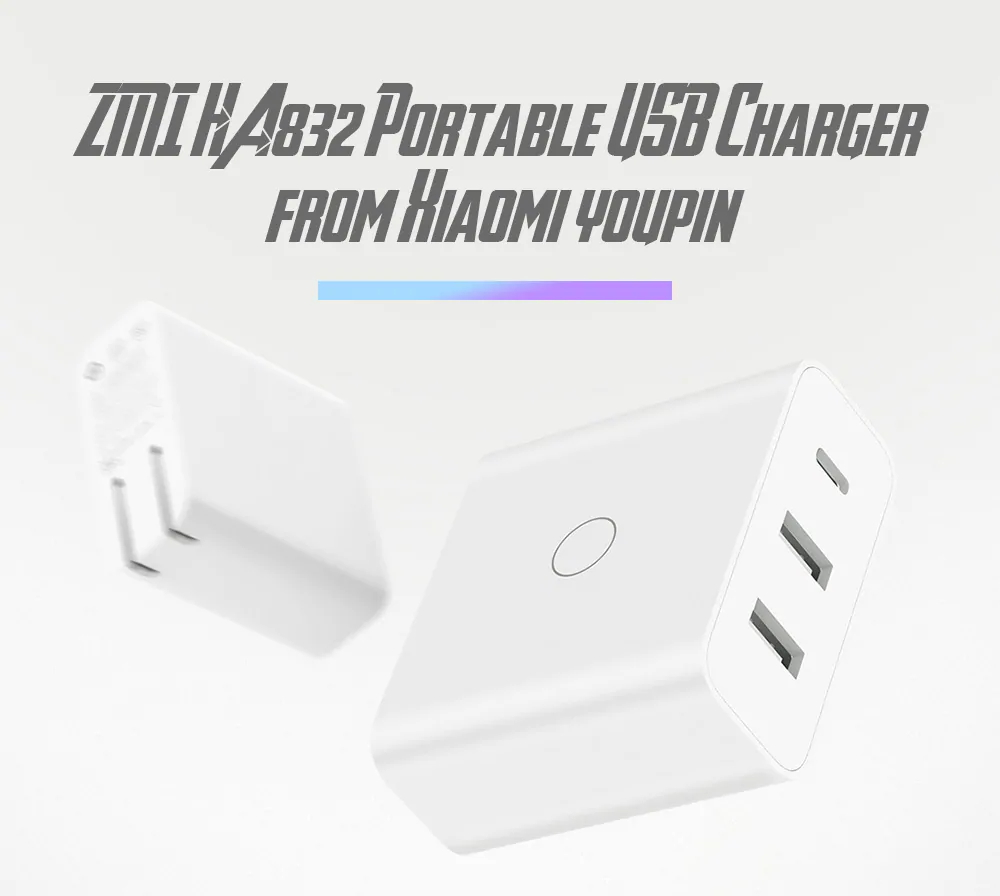 xiaomi zmi ha832 portable usb charger